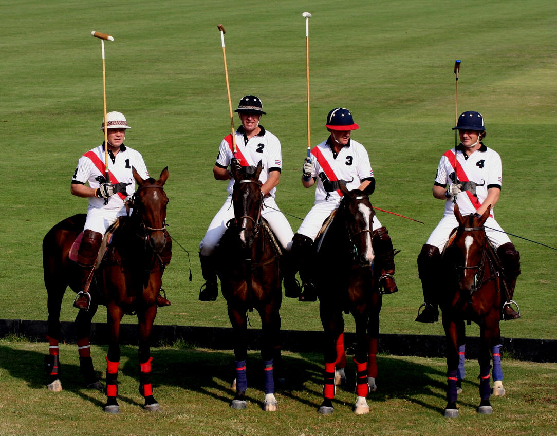 The Original Black Dog Team -- Argentine Ambassador's Cup 2006